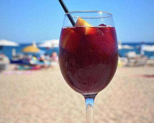 sangria sin alcohol